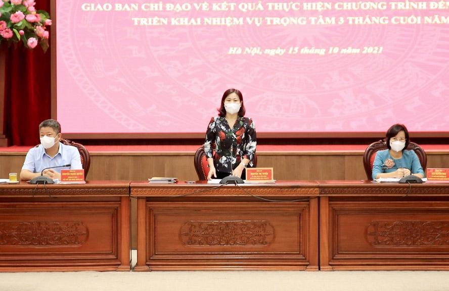 Hà Nội: Tập trung phát triển sản xuất nông nghiệp gắn với phòng chống dịch Covid-19