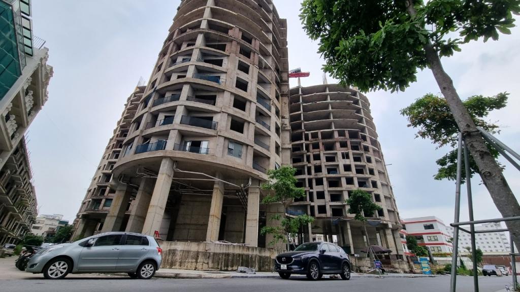 Hà Nội: Khách hàng ôm hận vì mua nhà tại chung cư Sky View Plaza