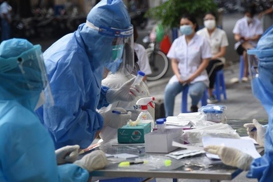 Hà Nội: Thông báo khẩn tìm người liên quan đến ca mắc Covid-19