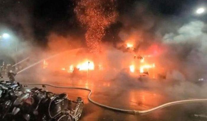 Ít nhất 46 người chết trong vụ hỏa hoạn kinh hoàng ở Đài Loan